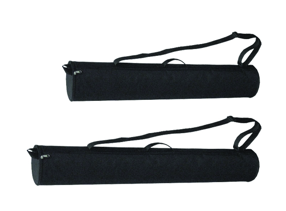 Banner Stands | Black Nylon Case with Core Tube