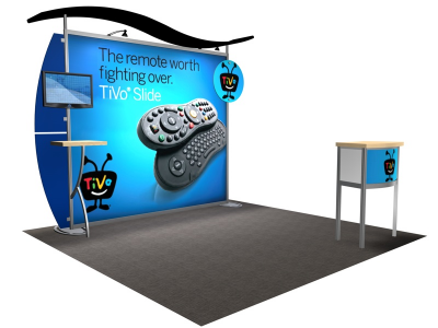 Custom Modular Hybrid Displays |Trade Show Displays by ShopForExhibits