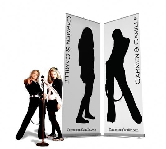 Mediascreen XL Retractable Banner Stands | Banner Stands