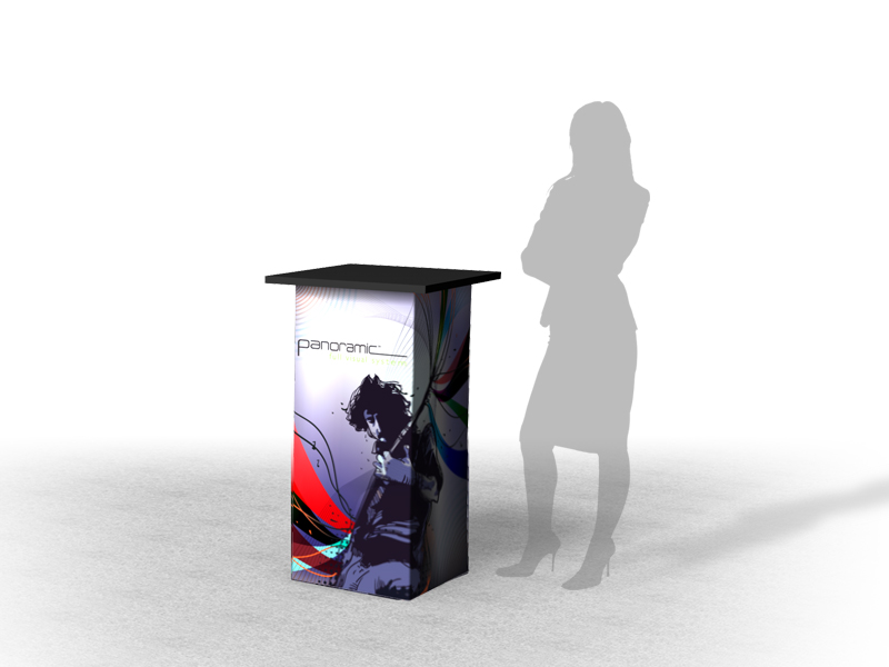 Panoramic Counters | Trade Show Displays
