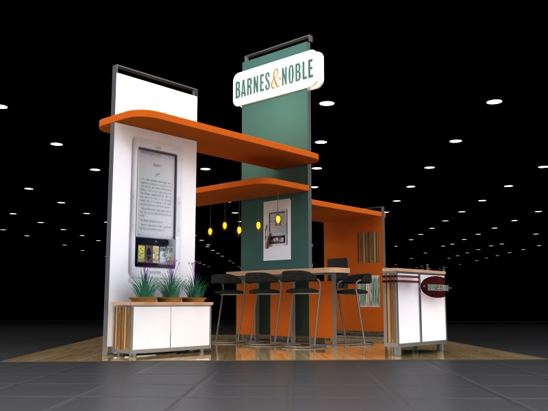 Great Island Displays | Trade Show Displays by ShopForExhibits