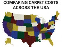 trade show booth carpet cost comparison, exhibit dollar