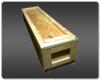 Small Panoramic Crate | Tension Fabric Displays