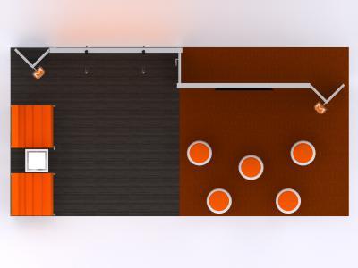 Custom Modular Hybrid Displays | VK-2917 - 20 Ft Visionary Designs