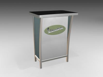 Custom Modular Hybrid Displays | VK-2900 Segue Inline