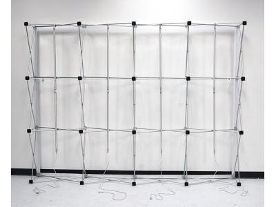 Pop Up Displays | VBurst 10ft Kit Flat BACKLIT Light Kit on Frame