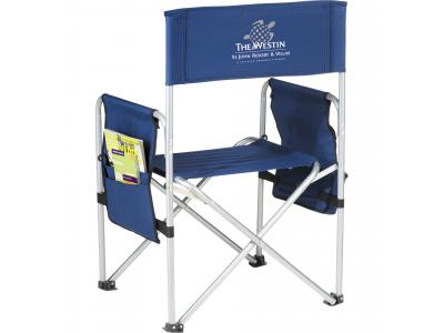 Promotional Giveaway Gifts & Kits | Game Day Director's Chair