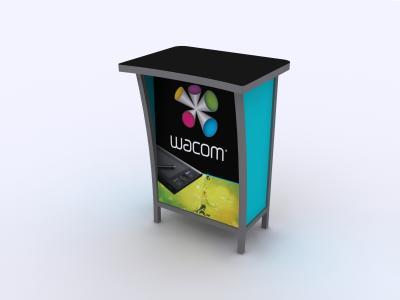 MOD-1300 Modular Pedestal | Counters Pedestals Kiosks & Workstations