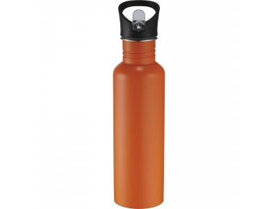 Promotional Giveaway Drinkware | Surf Stainless Bottle 20oz Orange