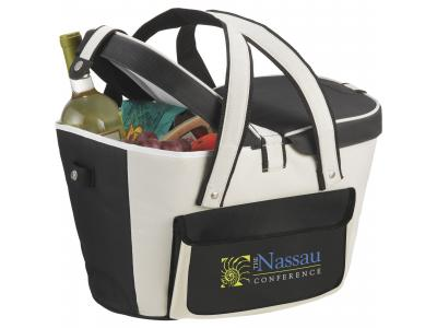 Promotional Giveaway Bags | Picnic Basket Cooler