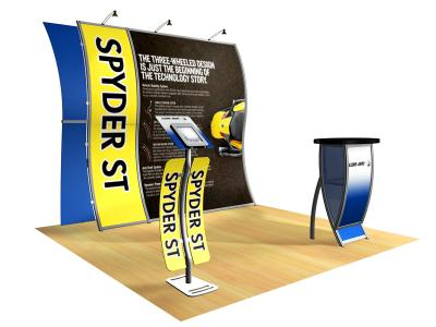 VK-1808 - Perfect 20 Trade Show Displays