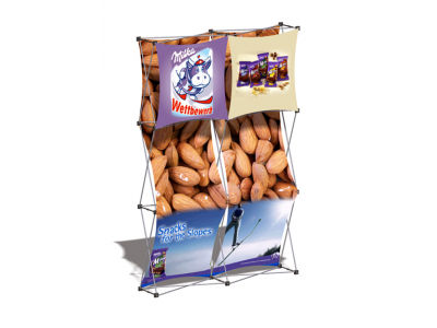 Pop Up Displays | Xpresssions 2x3E