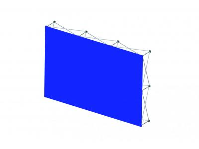 Pop Up Trade Show Display | VBurst Replacement Graphic 3x2 Flat