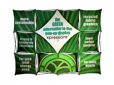 Pop Up Displays | Xpresssions 4x3A