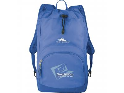 Promotional Giveaway Bags & Totes   High Sierra Synch Backpack