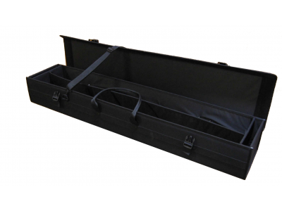 Table Top Displays | Portable Case with Shoulder Strap and Carrying Handle
