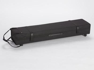TF-701 Aero Freestanding Portable Fabric Case w/ Wheels   Display Shipping Cases