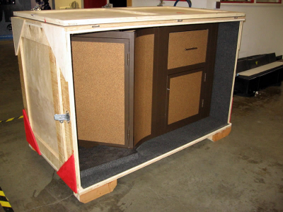 Wood Crates | Specialty Display Containers