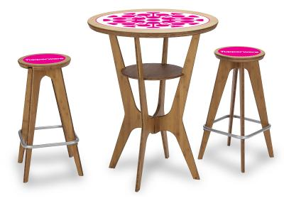 Portable Furniture | OTMB-100 Portable Table & Chairs