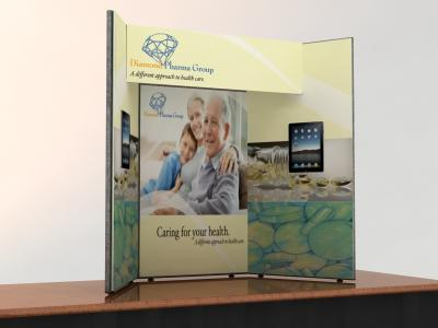 Trade Show Displays | Intro Kit 5 Table Top Displays