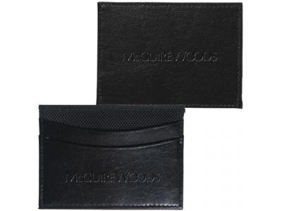 Promotional Giveaway Gifts & Kits   Manhasset Slim Wallet