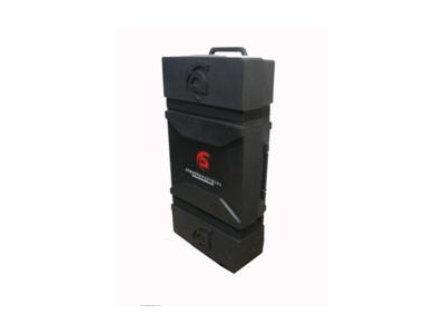 LT-550 Portable Case with Wheels | Counters Pedestals Kiosks & Workstations