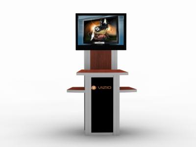 MOD-1229 Workstation   Counters, Pedestals, Kiosks, Workstations