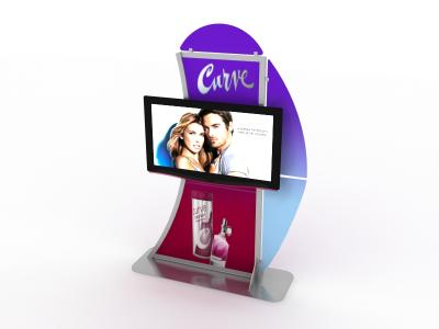 MOD-1515 Monitor Stand | Trade Show Displays
