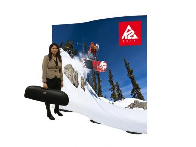 The Scene Ultralight Tension Fabric Display | Tension Fabric Displays