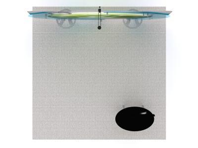 VK-1320 10 Ft Visionary Design Floorplan | Custom Modular Hybrid Displays