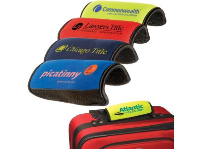 Promotional Giveaway Gifts & Kits | Luggage Handle Wrap – Neoprene