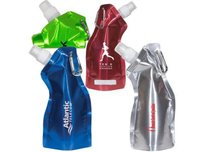 Promotional Giveaway Drinkware | Curvy Flexi-Bottle