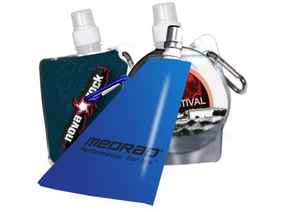 Promotional Giveaway Drinkware | Custom Flexi-Bottle