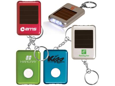 Promotional Giveaway Gifts & Kits | Solar Safety Key Light