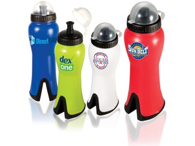 Promotional Giveaway Drinkware | Prime PL-4047 Wedge Water Bottle