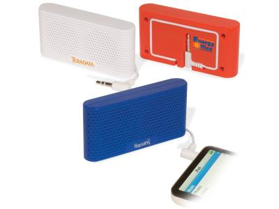 Promotional Giveaway Technology | Pocket Mini-Speaker