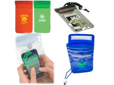 Promotional Giveaway Gifts & Kits | Waterproof Bag