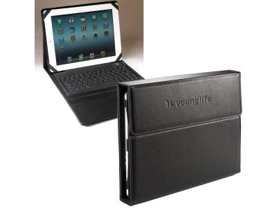 Promotional Giveaway Bags | Wireless Bluetooth Keyboard & Case for iPad/Tablet