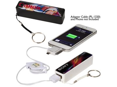 Promotional Giveaway Technology | Traveler's Mobile Charger – Deluxe