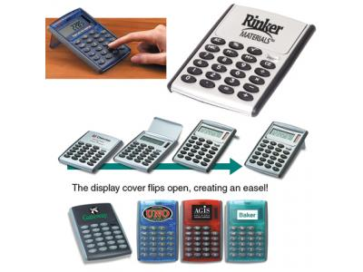 Promotional Giveaway Technology | Robot Series Jumbo Desk Calculator