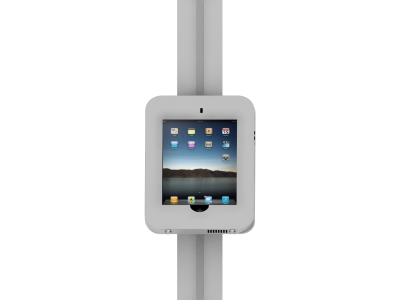 MOD-1317 Swivel iPad Clamshell | Trade Show Displays