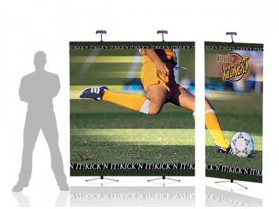 Relay Banner Stand | Banner Stands