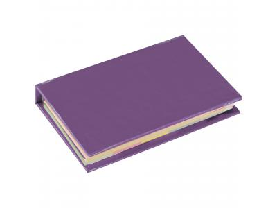Promotional Giveaway Office | Lil Sticky Notes Book Purple