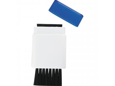 Promotional Giveaway Technology | The Desk Pal White with Blue Trim