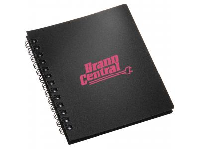 Promotional Giveaway Office | The Duke Spiral Notebook Black
