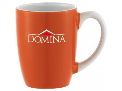 Promotional Giveaway Drinkware | Constellation 12-Oz. Mug - Spirit Orange