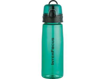 Promotional Giveaway Drinkware | Capri 25-Oz. Tritan Sports Bottle Trans Green