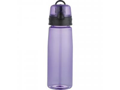 Promotional Giveaway Drinkware | Capri 25-Oz. Tritan Sports Bottle Trans Purple