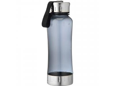 Promotional Giveaway Drinkware | Augusta 18-Oz. Tritan Sports Bottle Trans Black