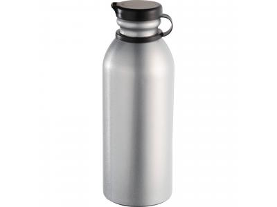Promotional Giveaway Drinkware | Milk Maid 24-Oz. Aluminum Sports Bottle Silver